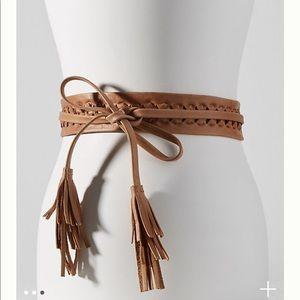 Brand New w Tags. ADA wrap around belt.